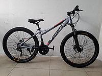 Велосипед Trinx M258, 14,5 рама, 26 колеса. Заниженная рама. Kaspi RED. Рассрочка