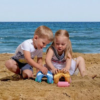 Каток для игры в песке 'Подводный мир'