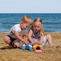 Каток для игры в песке 'Следы'