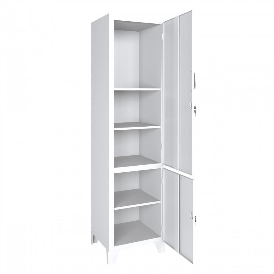 "Шкаф металлический, двухсекционный, модель ""ШММ-1"""