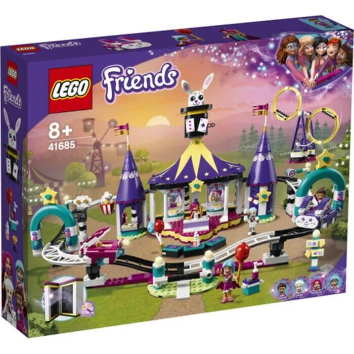 LEGO Friends Американские горки на Волшебной ярмарке