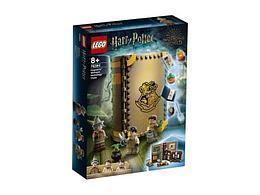LEGO Harry Potter Учёба в Хогвартсе Урок травологии