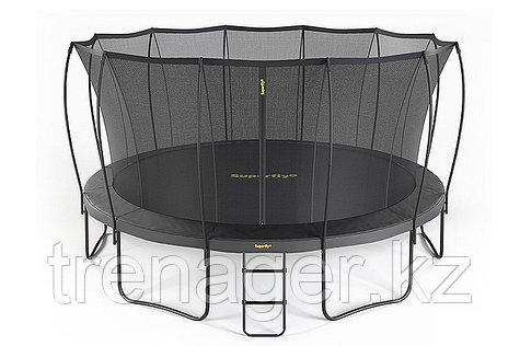 Батут Hasttings Superfly X 15ft c баскетбольным кольцом в комплекте