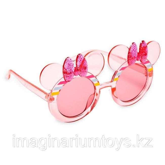 """Очки солнцезащитные для девочек """"Минни Маус"""" коллекция 2021"""