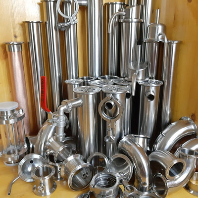Детали и комплектующие для самогонных аппаратов и ректификационных колонн.