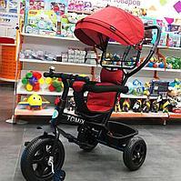 Велосипед трехколесный Tomix Baby Trike, красный