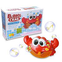 Развивающая игрушка Крабик для купания