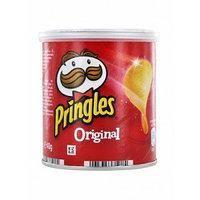 Pringles чипсы картофельные Original, 40 гр