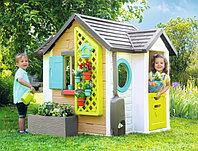 """Игровой домик """"Садовый"""" (Smoby, Франция)"""