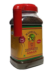 Чай Мадхубан (банка) (гранулированный черный) 500 гр