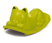 "Качели-балансир ""Зеленый кот"" (Smoby, Франция)"
