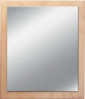 Зеркало Cersanit Sevilla 60*71,7*1,9 груша (DS002-5351)