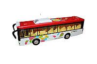 Автобус железный 7011
