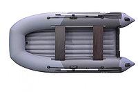 Лодка надувн. Boatsman ВТ340A НДНД моторная (серо-графитовый)