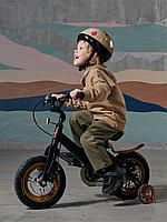 Велосипед с 3 до 5 лет TOURISTER, black (Happy Baby, Великобритания)