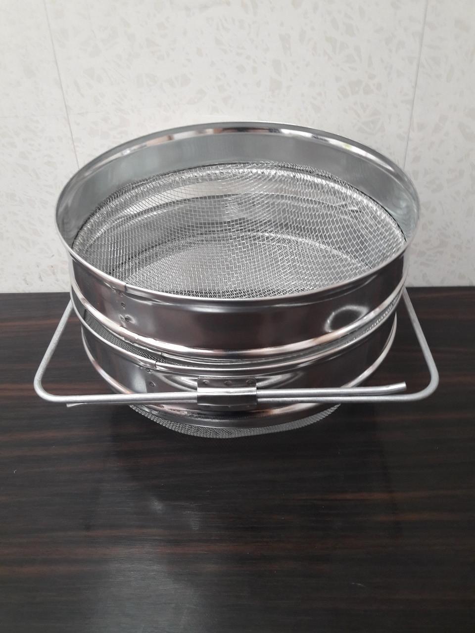 Фильтр для очистки мёда, нержавеющая стальавеющая сталь