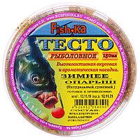 Тесто готовое зимнее Fishka, сушёный опарыш, 150 мл