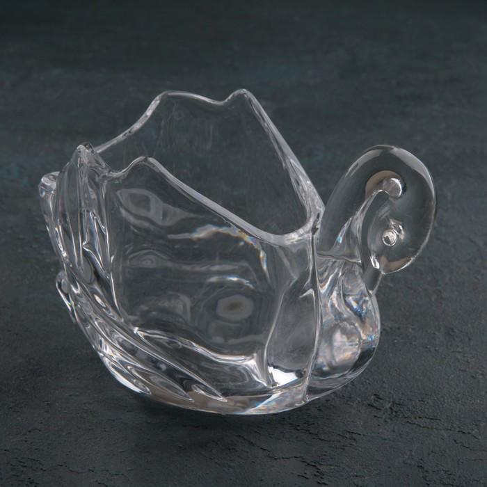 Сахарница «Лебедь», 350 мл, 17×10×11 см