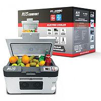 Холодильник автомобильный AVS CC-24WBC, 24 л, 12В/24В/220В