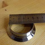 """Кламп(фланец)-патрубок 2""""-50.8мм, фото 2"""