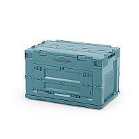 Складной бокс для хранения 50 л синий Naturehike NH20SJ036, фото 1