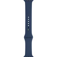 Ремешок Apple Watch 40-42mm Sport Band темно синий