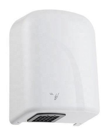 Cушилка для рук Breez Compаct BHD-1500W (пластик белый), фото 2