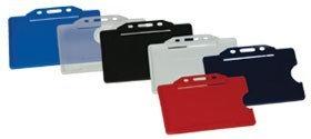 Беджи пластиковые жесткие дла пластиковых карт (54мх86мм)