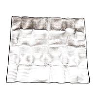 Влагостойкий коврик из алюминиевой фольги Arcadia M1403