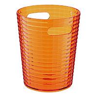 "Ведро Fixsen ""GLADY"" FX-09-67, 6,6 л оранжевое"