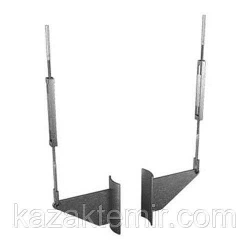 Блок подвески приварной для вертикальных трубопроводов ОСТ 34-10-727-93