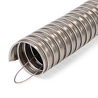 Металлорукав из нержавеющей стали МР (INOX)