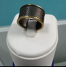 Кольцо / серебро - 19 размер