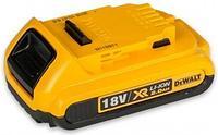 Аккумулятор Li-lon DeWalt 18В 2.0А.ч арт. DCB183