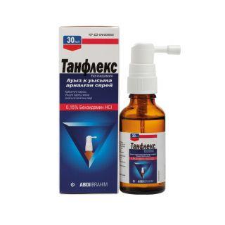 Танфлекс  0,15% 30 мл спрей
