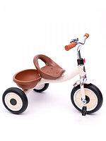 Трехколесный велосипед Tomix BABY GO бежевый