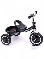Трехколесный велосипед Tomix BABY GO черный