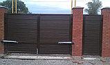Распашные   ворота , фото 5