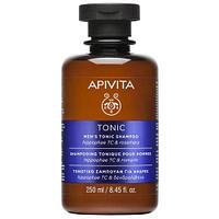 Апивита 250 мл тонизирующий шампунь против выпадения волос д/мужчин с облепихой и розмарином (77822)