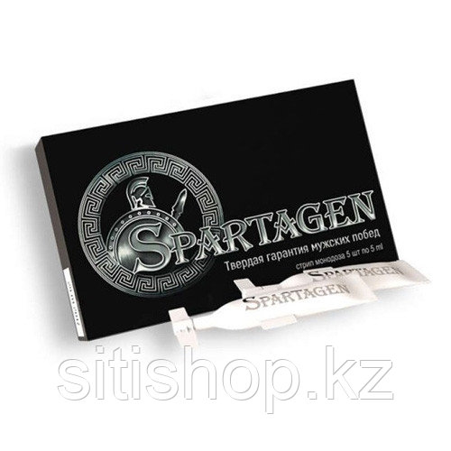 Спартаген (Spartagen) препарат для потенции