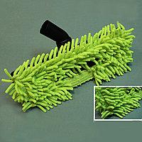 Насадка для паркета и плитки - 30 см. / с зеленой микрофиброй