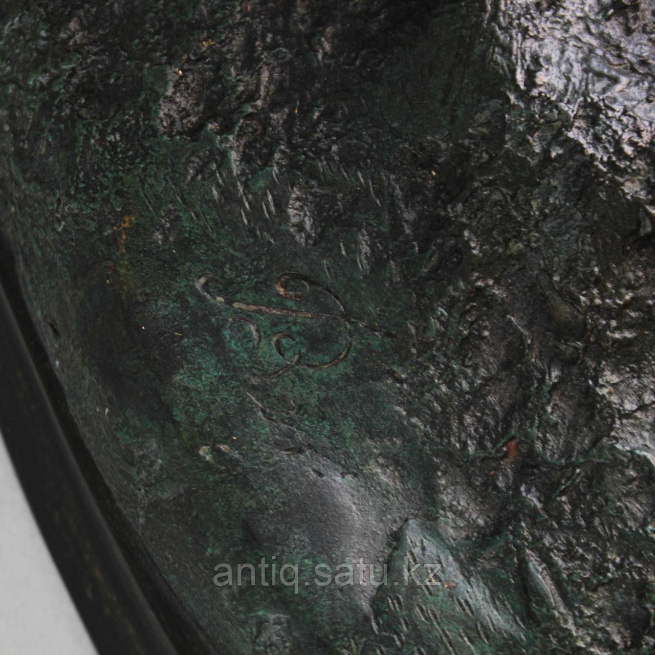"""Кабинетная скульптура """"Королевская охота"""" - фото 6"""