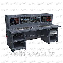 Стационарный пульт управления зарядно-разрядными устройствами КРОН-ПУ-ЗРУ