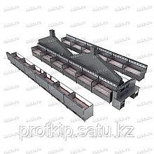Программируемый зарядно-разрядный комплекс для заряда автомобильных аккумуляторов КРОН-ПЗРК-144А