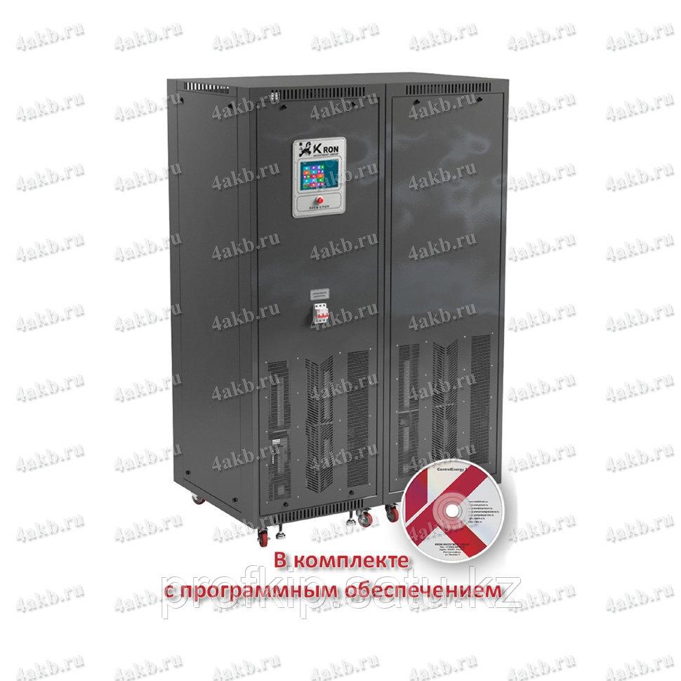Автоматический зарядно-разрядный выпрямитель для тяговых аккумуляторов серии ВЗА-Р