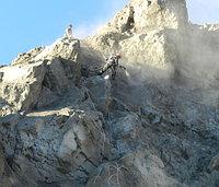 Укрепление скал торкрет-бетоном