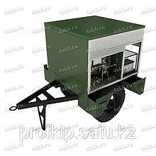 Передвижная универсальная зарядная электростанция ПУЗЭ-04