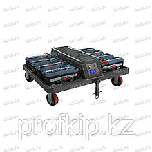 Тележка для хранения и подзарядки АКБ со встроенным зарядным устройством