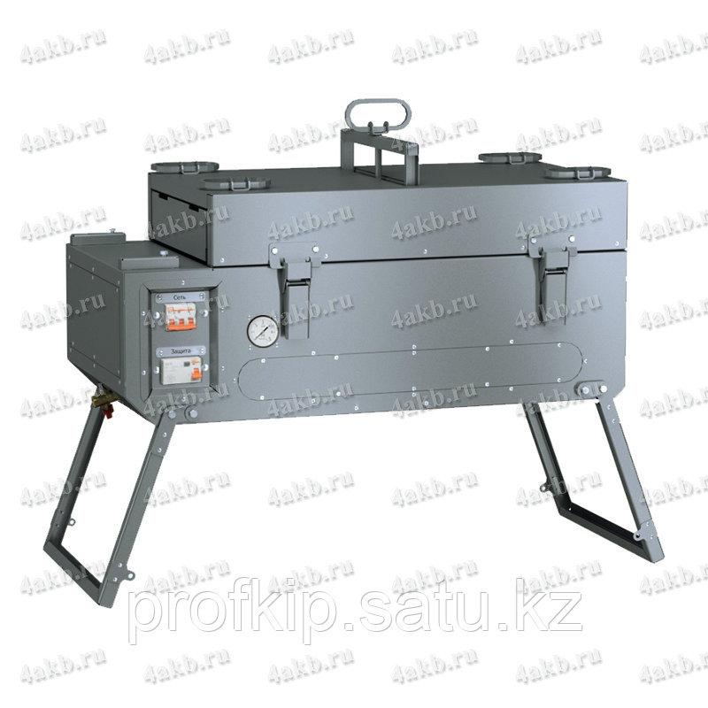 Стенд для нагрева масла и промасливания кассет воздухоочистителя ВМТО-2-40сб