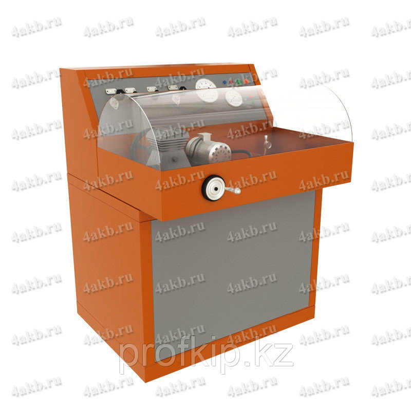 Стенд для испытания масляных, топливных фильтров и запорных клапанов 05.Т2.031